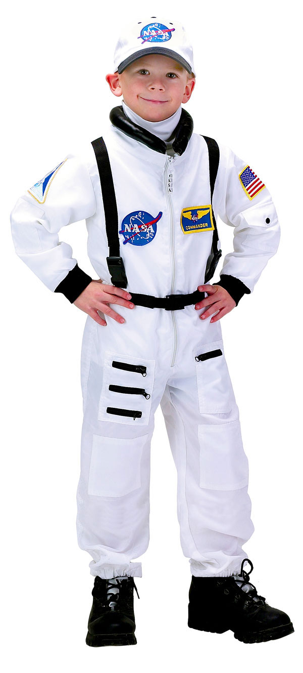 make an astronaut costume - photo #1