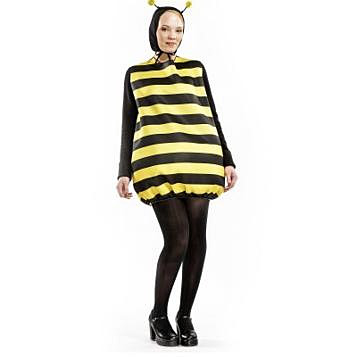 how-to-make-bee-costume