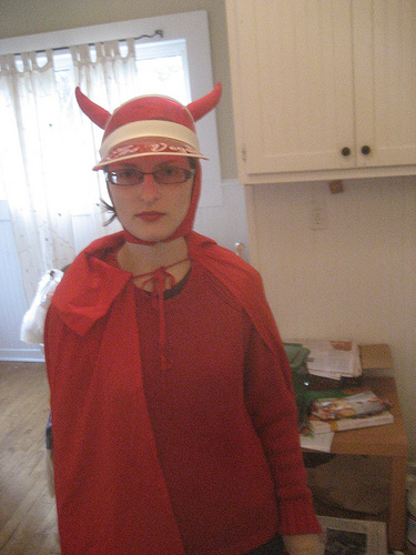 how-to-make-devil-costume