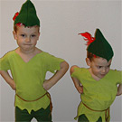 Peter Pan Group Costumes