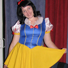 How to Make a Snow White Costume