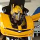 Bumble Bee Camaro Transformers Costume