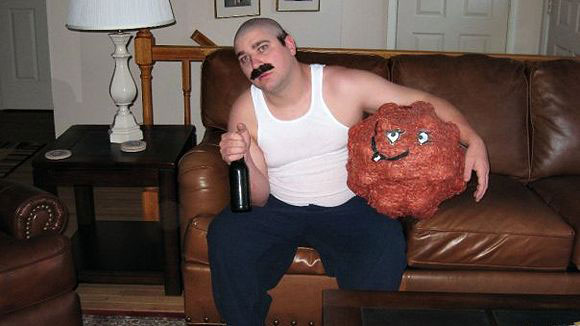 Carl-Aqua-Teen-Hunger-Force-Costume
