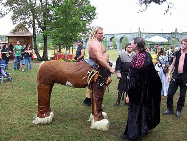 Centaur-Costume