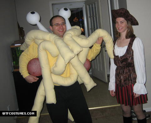 Flying-Spaghetti-Monster-Costume