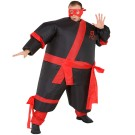 Funny Inflatable Ninja Costume