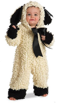 Baby and Toddler Cuddly Cow Costume - Baby Costumes
