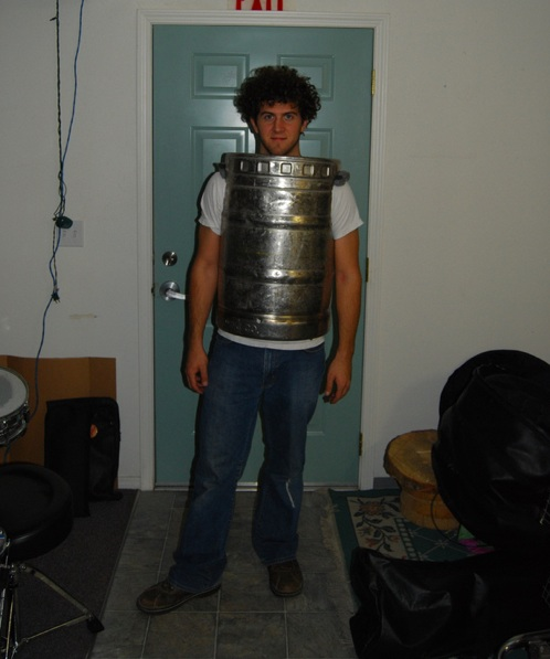 Keg-Costume