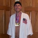 Michael Phelps Swimmer Costume