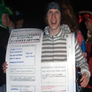 MySpace Page Costume