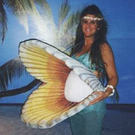Pregnant Mermaid Pearl Costume