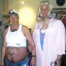 Redneck Couple Costume