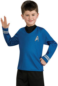 Star Trek Child Costume