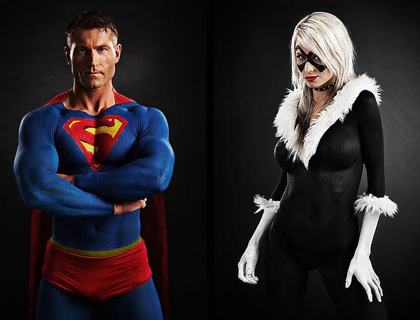 Superheroes-Photo-Set