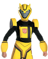 Transformers Bumblebee Child Costume