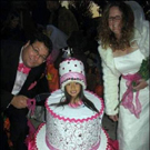 Wedding Cake Costume