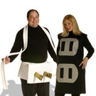 Couples Costume – Plug & Socket