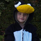 Child's Penguin Costume