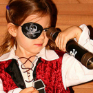 How to Make a Girl's Pirate Costume