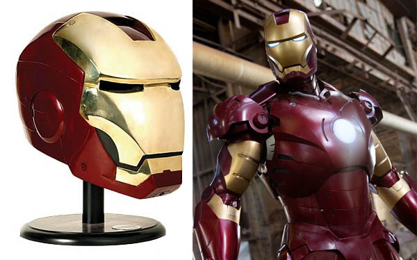 how to make an iron man costume replica