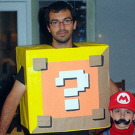 Cheap and Easy Super Mario Costume