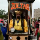 Zoltar the Fortune Teller Machine Costume