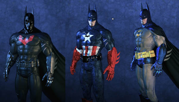 Batman-Arkham-Asylum-Modded-Costumes