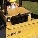 CAT Bulldozer Costume