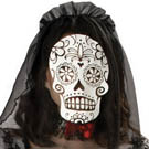 Dame of the Dead Adult Costume