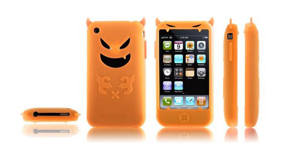 Demon-Halloween-iPhone-Cases