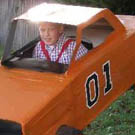 General Lee Charger Costume