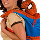 Marvel Spiderman Plush Backpack