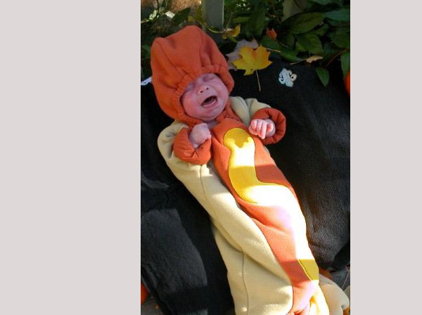 Hot Dog Baby