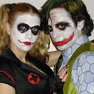 Christopher Nolan's Joker & Harley Costumes