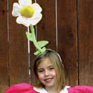 Dr Seuss Daisy-Head Mayzie Costume