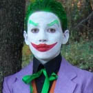 Old School Joker Costume