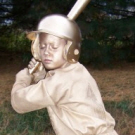 MVP Baseball Trophy Costume
