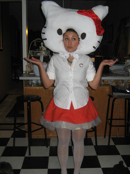 hello kitty costume for kids