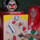 Operation & Twister Board Game Costumes