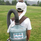 Porta Potty Cleaner costume