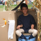 Porta-potty costume