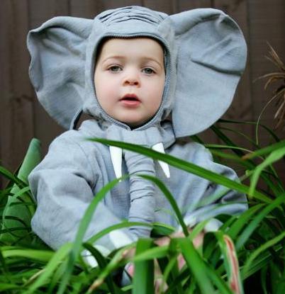 Kids Elephant Costume  sc 1 st  Costume Pop & Kids Elephant Costume | Costume Pop