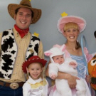 Toy Story 2 Family Costume