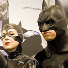 Batman & Catwoman from Batman Returns