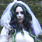 Bella Morte Dead Bride Costume