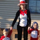 Cat in the Hat & Thing 1&2 Costumes