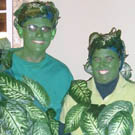 Jolly Green Giant & Sprout Costumes