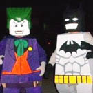 Lego Batman, Robin, Joker and Penguin Costumes