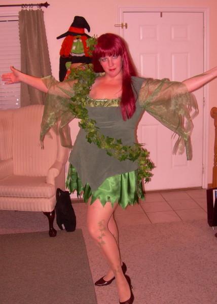 batman poison ivy costume. Poison Ivy Costume