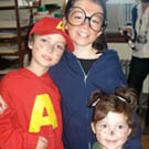 Alvin and the Chipmunks Group Costume